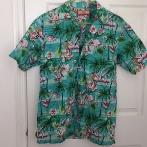 RJC tropical shirt from Hawaii
